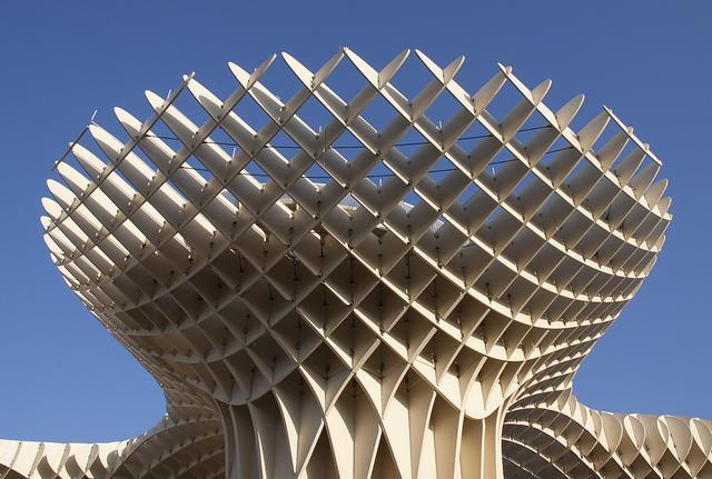 Metropol parasol norme structure de bois paperblog for Structure de bois