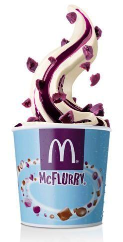 le mc flurry cuberdon d couvrir sans plus tarder trop trop bon paperblog. Black Bedroom Furniture Sets. Home Design Ideas