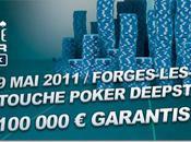 Partouche Poker Deepstack Forges-les-Eaux