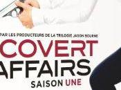 Test DVD: Covert Affairs Saison