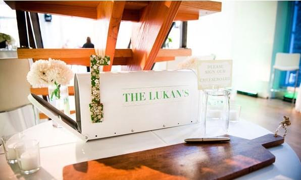 5 urnes de mariage originales paperblog. Black Bedroom Furniture Sets. Home Design Ideas
