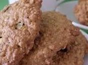 Cookies céréales