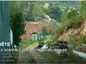 voir! Scandale décharges illégales pour déchets dans Envoyé spécial France