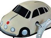 Rétro, glamour décalé vélo d'une Fiat