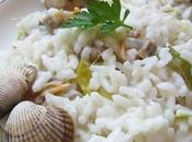 Risotto coques truffe blanche