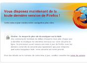 Firefox Mise jour 2.0.0.12