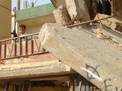 Nord-Liban Premi??re Urgence reconstruit Camp Nahr el-Bared apr??s combats.