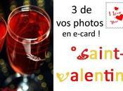 photos e-card spécial Saint-Valentin gagnantes sont...