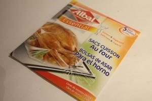 Mode de cuisson: le sac de cuisson