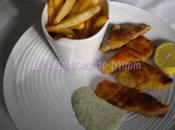 Nuggets poisson, sauce Tartare façon.