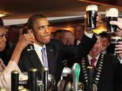 Voyage historique président Obama Irlande