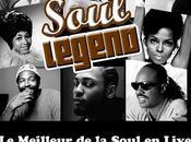 """Soirée """"Soul Legend"""" Vendredi 2011. Urban Fusions vous invite gratuitement..."""