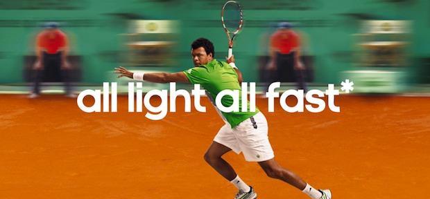 adidas all light all fast tsonga roland garros adidas adizero : Jo, Clara & Bob dans une vidéo interactive