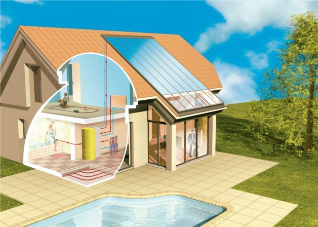 la avantages des chauffe eau solaire cesi paperblog. Black Bedroom Furniture Sets. Home Design Ideas