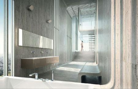Compostion design salle de bain 10 m2 voir for Salle de bain 2 m2