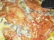 Escalopes dinde paprika creme