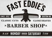 Fast Eddies, Barber shop