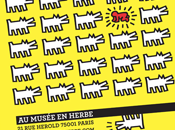 Keith Haring Musée Herbe