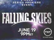 Falling Skies poster promo vidéo