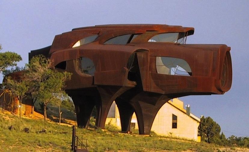 Amazing La Maison Du Jeudi U Steel House U Robert Bruno With Maison En Tronc  D Arbre
