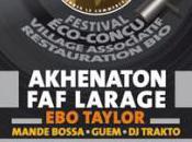AKHENATON l'Alter Festival, juin Cabaret Sauvage