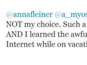 Esprits Criminels Rachel Nichols apprend nouvelle licenciement internet