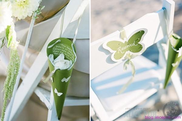 Le theme de mariage papillons ne nous lase pas et continue de nous ...