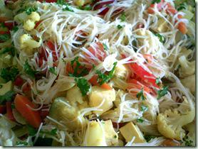 Tofu au beurre d'arachides