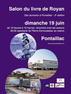 Salon du livre de royan charente maritime voir - Office du tourisme de royan charente maritime ...