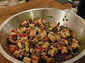badine avec cuisine italienne...