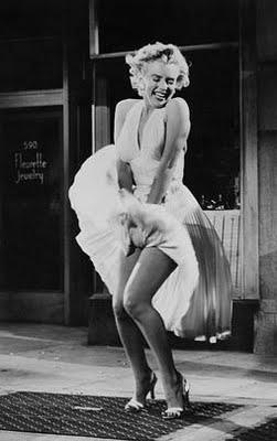 La robe blanche de Marilyn Monroe va être mise aux enchères