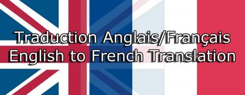 Traduction anglais vers fran ais paperblog for Portent traduction francais