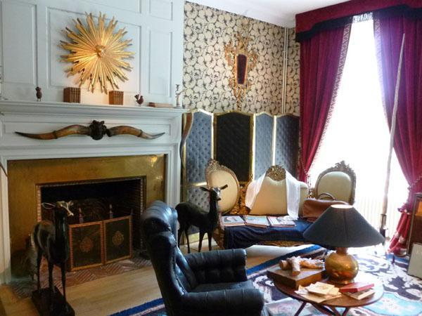 Maison Jean Cocteau Visite de la Maison Jean