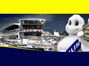 route pour Mans avec Michelin