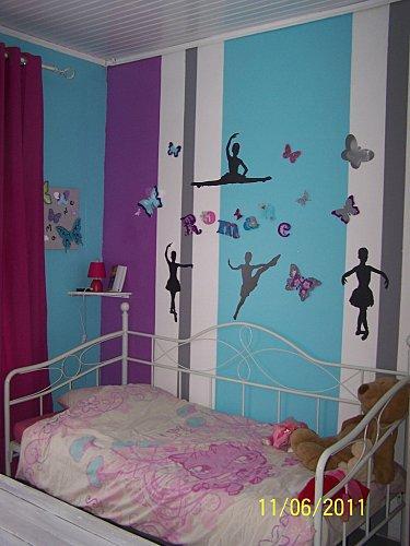 Decoration chambres des filles paperblog - Decoration des chambres des filles ...