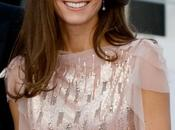 Kate Middleton Blair Waldorf portent même robe Jenny Packham