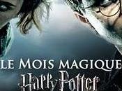 mois magique Harry Potter
