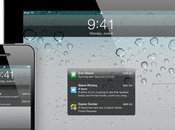 Innovations Gros plan centre notifications iPhone/iPad...