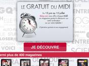 Comment recevoir magazines gratuits pour iPad