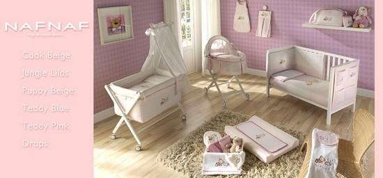 naf naf bebe fille table de lit. Black Bedroom Furniture Sets. Home Design Ideas