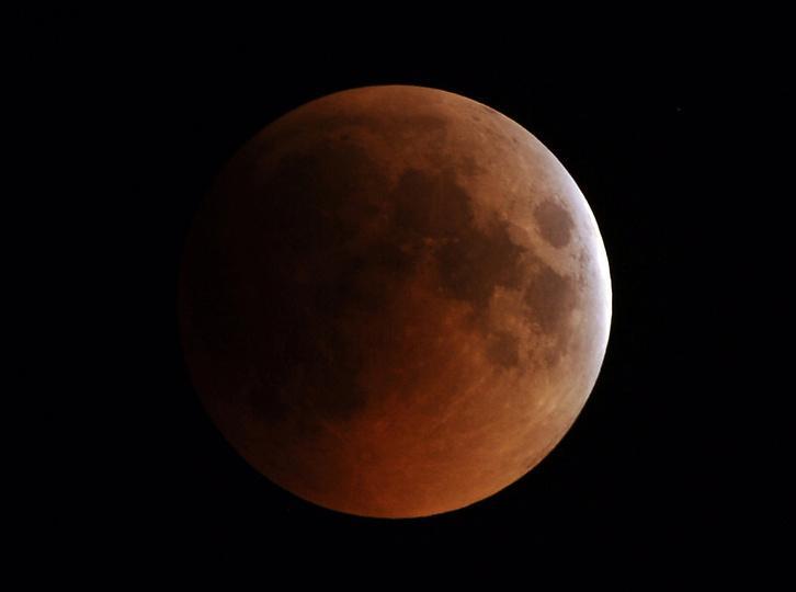 Eclipse de la Lune par urbancn