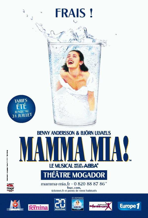 mamma mia essay Mamma mia musical script overture prologue - i have a dream sophie i have a dream a song to sing to help me cope with anything if you see the.