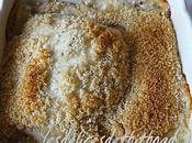 filet merlan crème parmesan