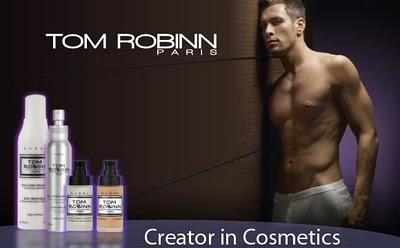 TOM ROBINN - 100% COSMETIQUE HOMME