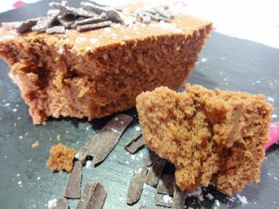 Gateau au chocolat trop moelleux sans sucre et sans mati re grasse paperblog - Gateau au chocolat sans sucre ...