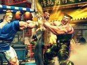 Street Fighter démonstration