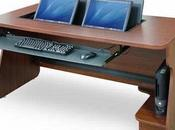 bureau, écran magnifique bureau