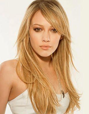 coiffure jeune femme cheveux long
