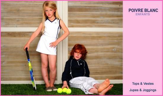 Poivre blanc mode enfants en vente priv e d couvrir - Vente privee enfants ...