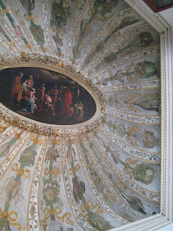Palazzo Grimani : sala da pranzo